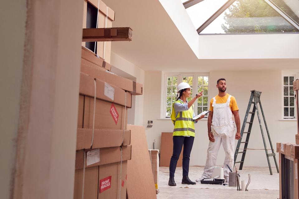 Sanierungen von Haus, Wohnung & Altbau